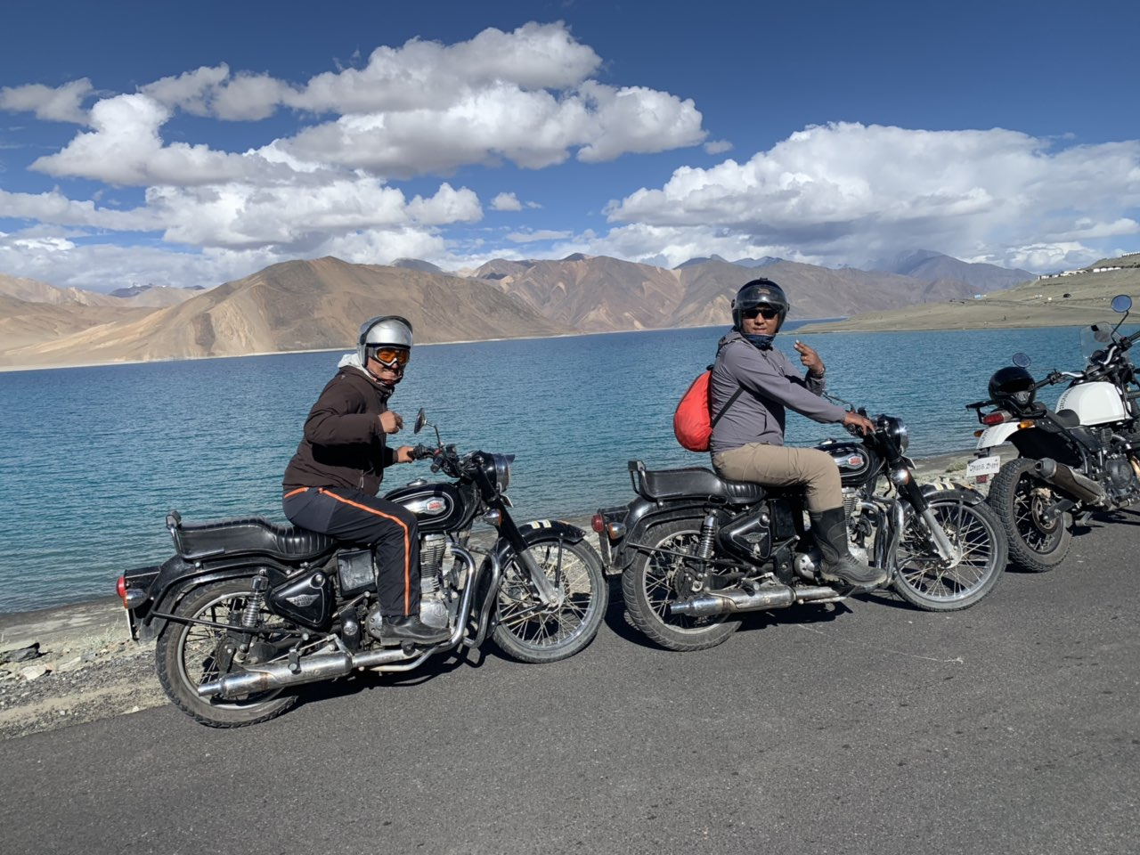 Motor Bike Trip to Ladakh