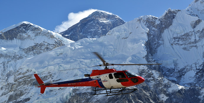 Everest Base Camp - Helicopter Tour