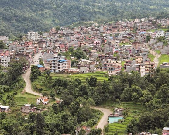 Trek to Dharapani (2 hours) and drive to Kathmandu (8-9 hours)