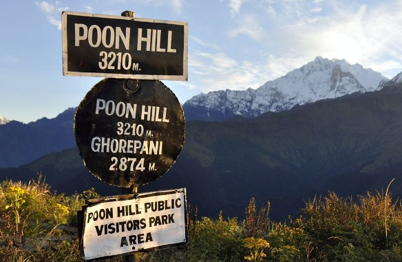 Early hike to Poon Hill for Sunrise, back to Ghorepani and trek to Tadapani