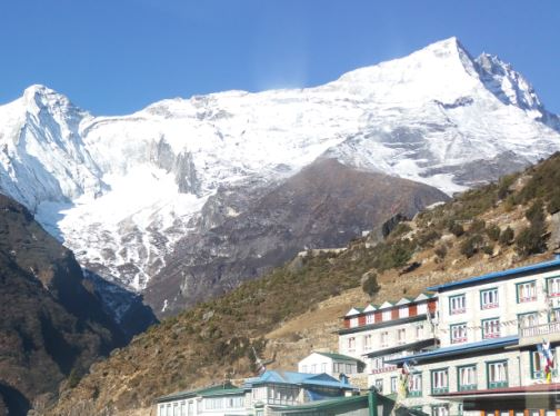 Namche Bazar and Everest View Hotel