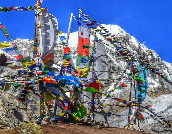 Hike around Kyanjin Gompa; climb up to Tserko-Ri